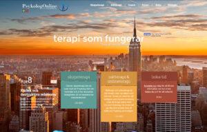 Startsida företag
