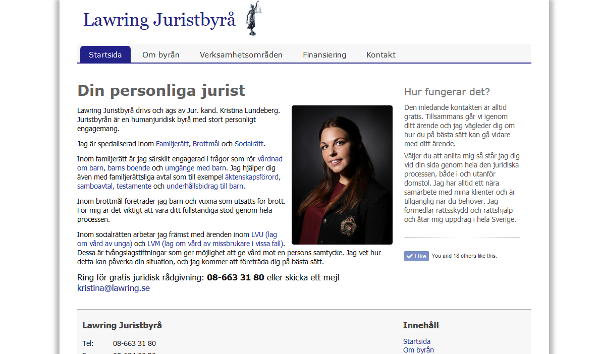 Lawring Juristbyrå